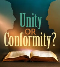 A Call for Unity or Conformity?