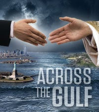 Catholics and Protestants come together - Hands across the gulf