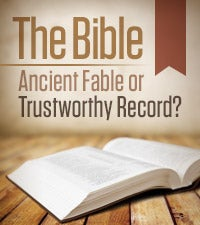 Ancient Fable or Trustworthy Record?