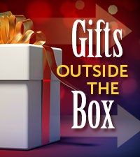 Gifts Outside the Box