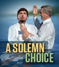 A Solemn Choice