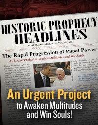 Watch Historic Prophecy Headlines