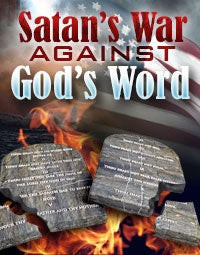 Satan's War Against God's Word