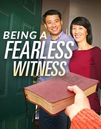 Watch Being a Fearless Witness