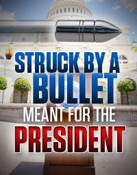 Struck by a Bullet Meant for the President