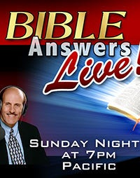 BIBLE ANSWERS LIVE heard in 20 MILLION new cars!