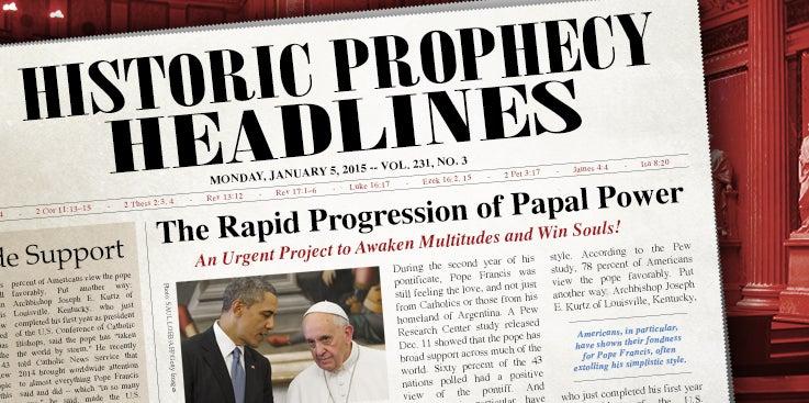 Historic Prophecy Headlines