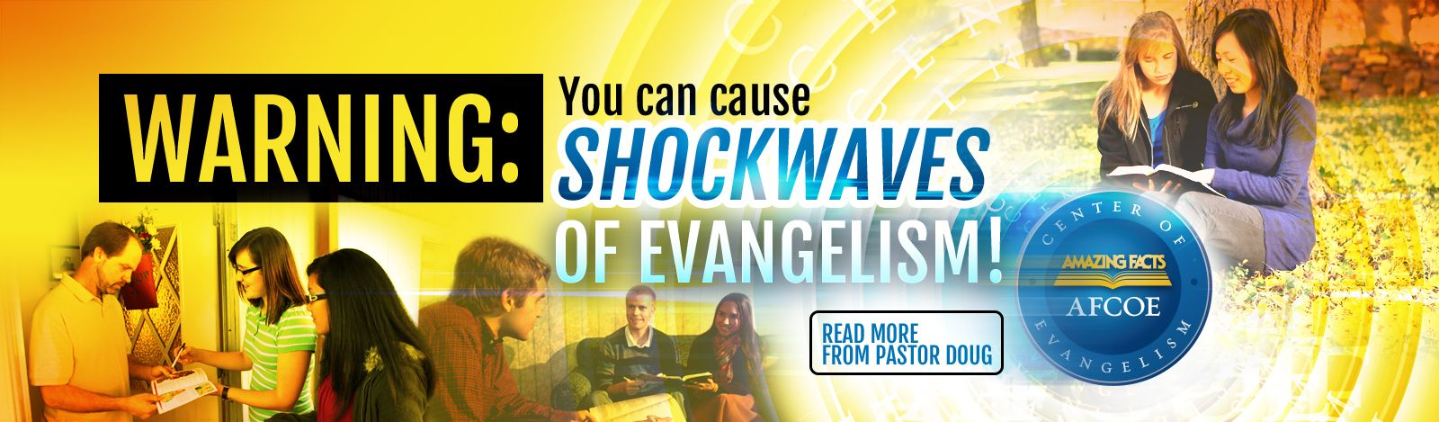 Shockwaves of Evangelism!
