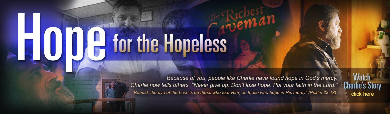 Testimony - Charlie