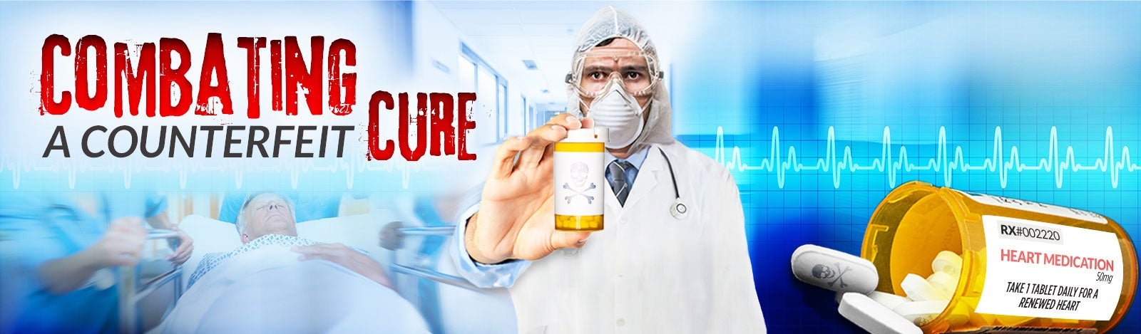 Combating the Counterfeit Cure