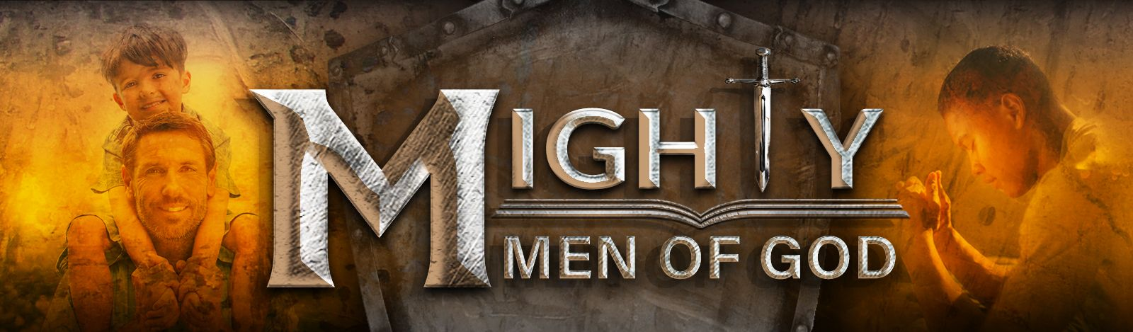 Where are God's Mighty Men?