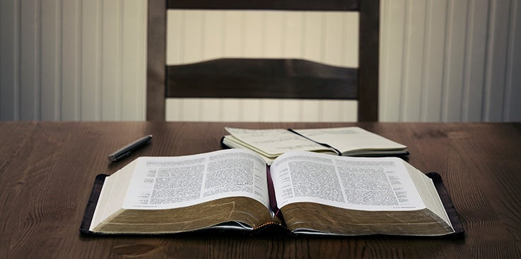 Sign up for our Free Online Bible School
