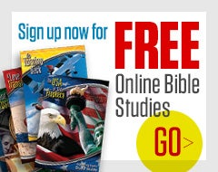 Sign up for our free Bible School!