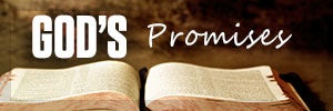 God's promises to you!