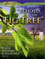 """Behold, the Fig Tree"""