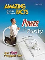 Power in Purity,  Are You Plugged In?