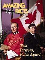 Two Pastors, Poles Apart