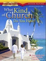 What Kind of Church Do You Have?