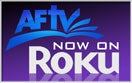 AFTV Broadcasting on Roku
