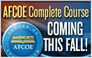 This Fall: AFCOE Complete Course