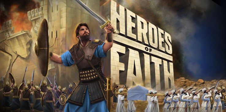 Heroes of Faith: Coming This October