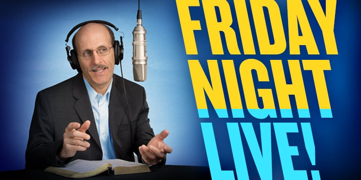 June 5 Friday Night Live Archived