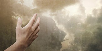 Does God seem distant? ...