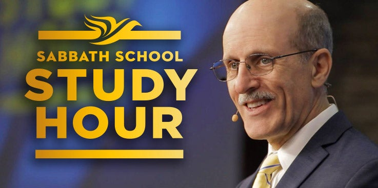 Sabbath School Study Hour: Join in the Study!