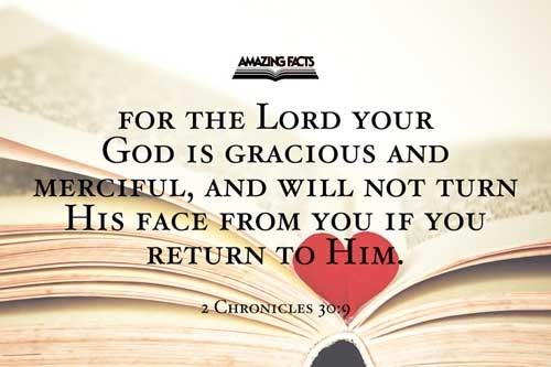 2 Chronicles 30:9