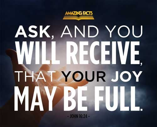 John 16:24