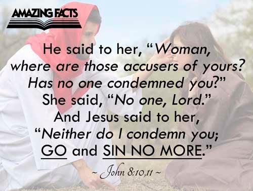 John 8:10-11