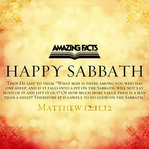 And he said unto them, What man shall there be among you, that shall have one sheep, and if it fall into a pit on the sabbath day, will he not lay hold on it, and lift it out? How much then is a man better than a sheep? Wherefore it is lawful to do well on the sabbath days. 