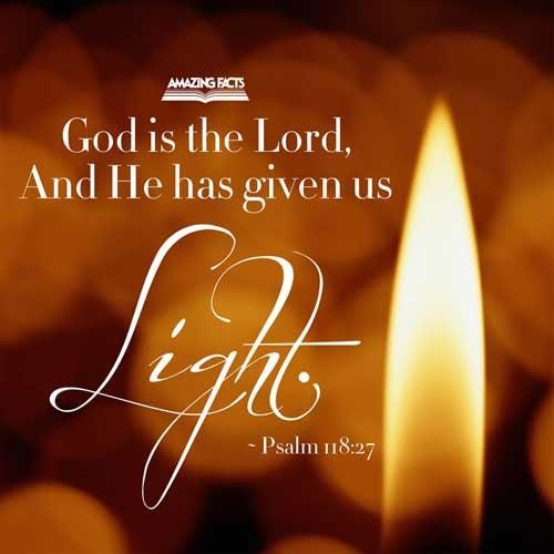 Psalms 118:27