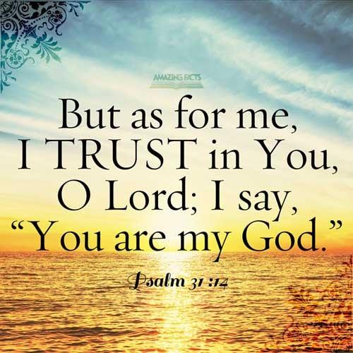 Psalms 31:14