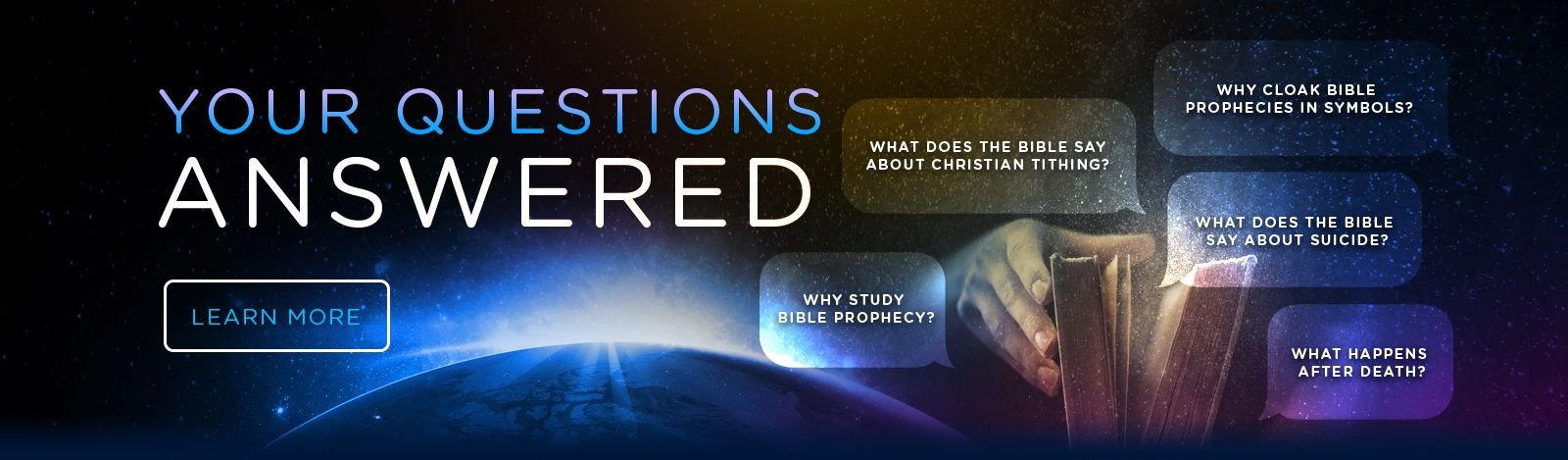 Popular Bible Questions