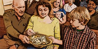 What does the Bible say about Christian tithing?