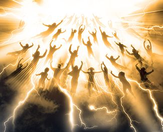 Bible Quiz on The Rapture