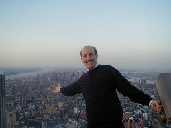World Trade Center during Net 99