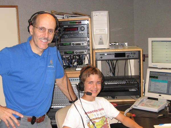 Pastor Doug and Stephen