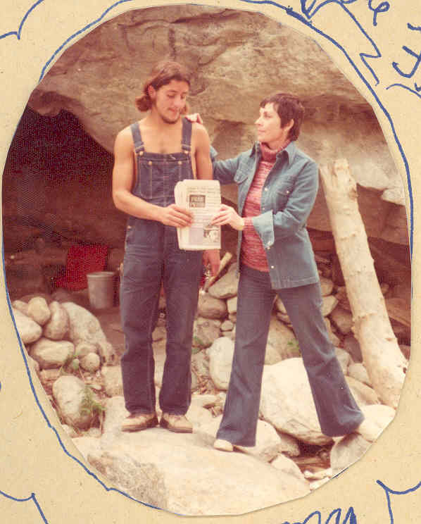 Doug Batchelor and Mom