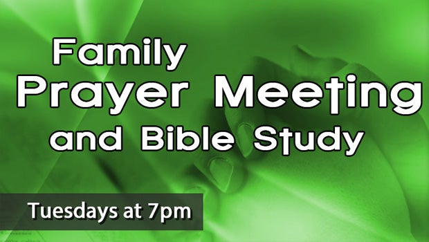 Granite Bay Prayer Meeting
