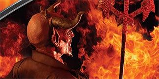 Devil Horns?