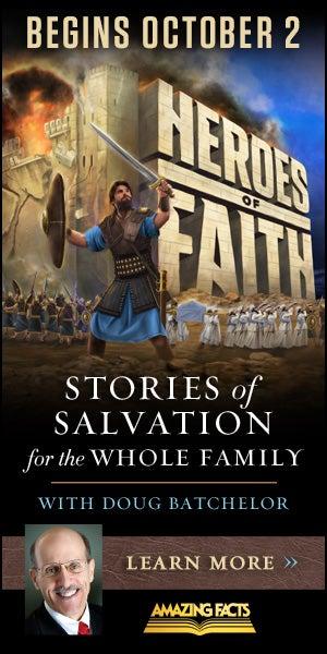 The Heroes of Faith