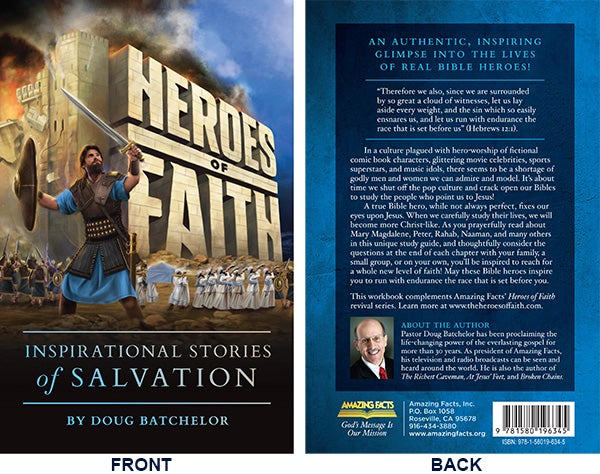 Heroes of Faith by Doug Batchelor