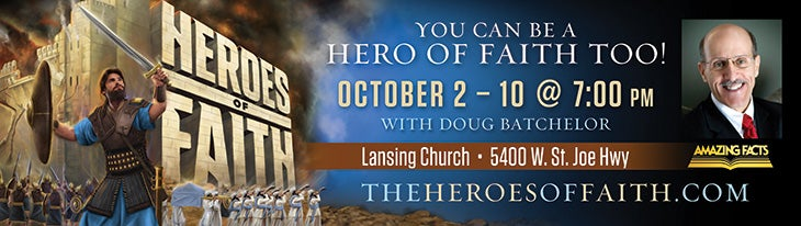 Heroes of Faith Billboard