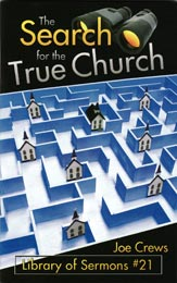 How to identify the true church.