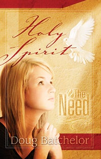 Holy Spirit - The Need