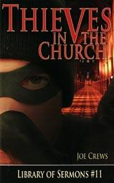 Hoţi în biserică