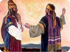 3.   When Daniel learned about the death decree, what did he ask of the king and what did he tell his friends?