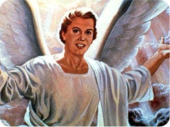 8. The angel said that if you count 69 weeks from 457 B.C., you will come to Messiah the Prince. Did this happen?